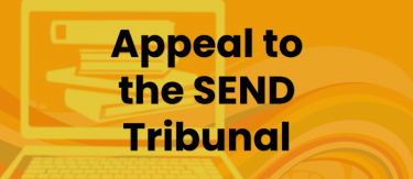 Appeal to the SEND Tribunal