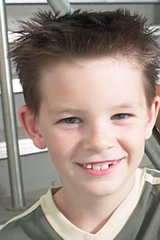 Image of smiling boy